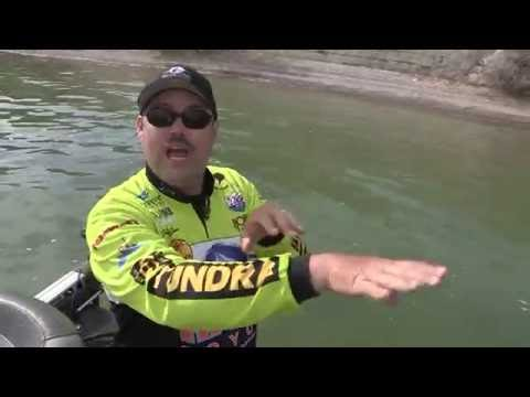 Fishing with Johnny Johnson - Lake Havasu, AZ – Early Spring – March 2015