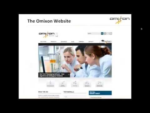 Omixon Academy Webinar Holotype HLA 2014-09-18