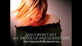 เพลงสากลแปลไทย White flag - DIDO (Lyrics&Thaisub) ♪♫♫ ♥