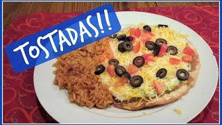 7 LAYER TOSTADAS MEATLESS MONDAY