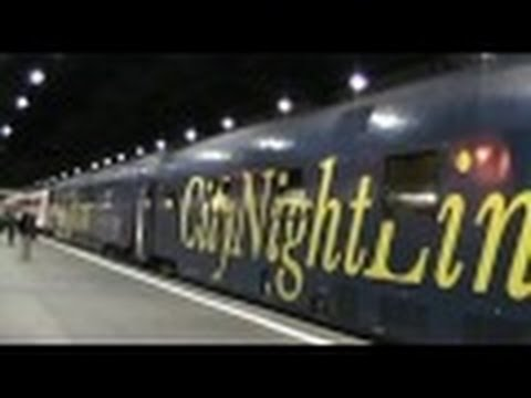 City Night Line -  Zurich-Amsterdam 2008