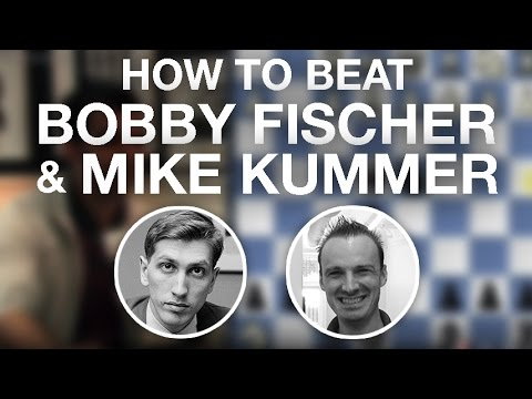 Beat Fischer, Karjakin, & Kummer | Games to Know by Heart -  IM Eric Rosen
