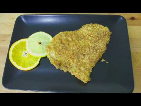Baked Swordfish With Citrus Recipe