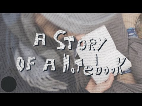 A Story of a Notebook | Elijah Emerald