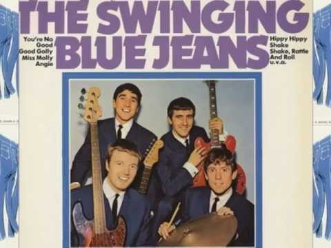 Swinging Blue Jeans - Kansas City - Live HQ Audio