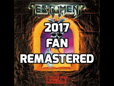 Testament - Do Or Die [2017 Fan Remastered] [HD]