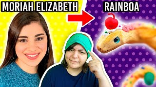 SQUISHIES & SNAKES! Turning YouTubers Into Monsters - Moriah Elizabeth