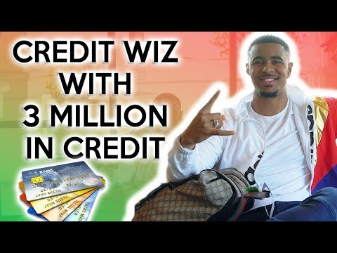 3 Tips On Credit From Stephan 20 Year Old With 3 MILLION In Credit