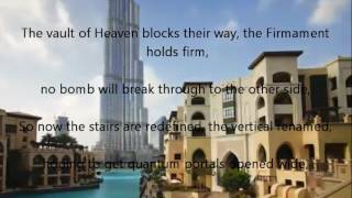 """""""Still A Tower They Are Building...."""" [Flat Earth Poetry]"""