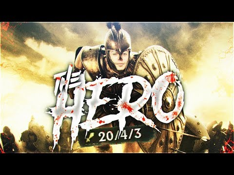 LL STYLISH | THE HERO MY TEAM DESERVES!