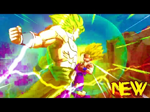 2.5 MILLION HEALTH! PUR BROLY (598% LVL 3000)