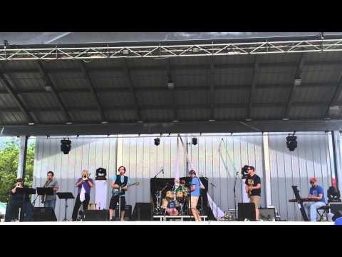 Wonder Crayon Tweezer Reprise Buffalove Music Festival 6.20.14