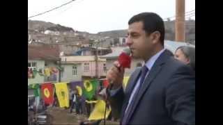 Demirtaş: Devlet Zazaca konuşacak
