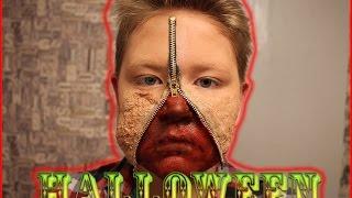 Makeup For Halloween Zipper Face / Грим На Хэллоуин(ПрИвЕт!!! Моя официальная группа - https://vk.com/thepsychodanofficial Vkontakte - http://vk.com/id155210223 Instagram - http://instagram.com/psycho___dan ..., 2014-10-10T07:12:31.000Z)