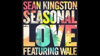 Sean Kingston   Seasonal Love (CDQ) Feat  Wale