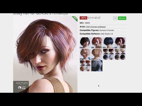 DAZ Studio Beginner Tutorial: Get Started Fast: 3D Software