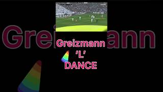 Baile Greizmann L contra el Real Madrid 😂💕BAILE FORTNITE VS [MUY FUNNY]