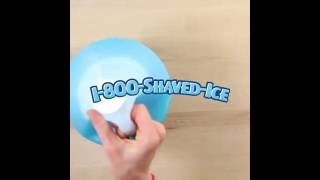 how to make shaved ice syrup using flavor concentrates