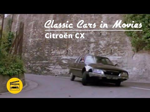 Classic Cars In Movies - Citroën CX