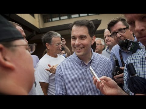 Scott Walker Dropping Out of 2016 GOP Race
