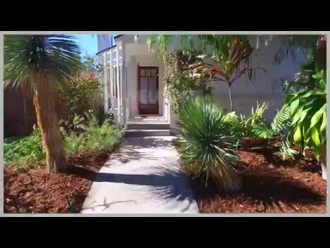 A beautiful piece of Santa Monica Real Estate!