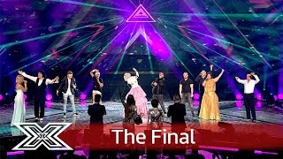 X Factor Auditionees sing Nothing's Gonna Stop us Now! | The Final Results | The X Factor UK 2016