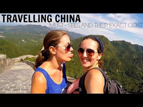 How to travel CHINA (exact budget/costs)?