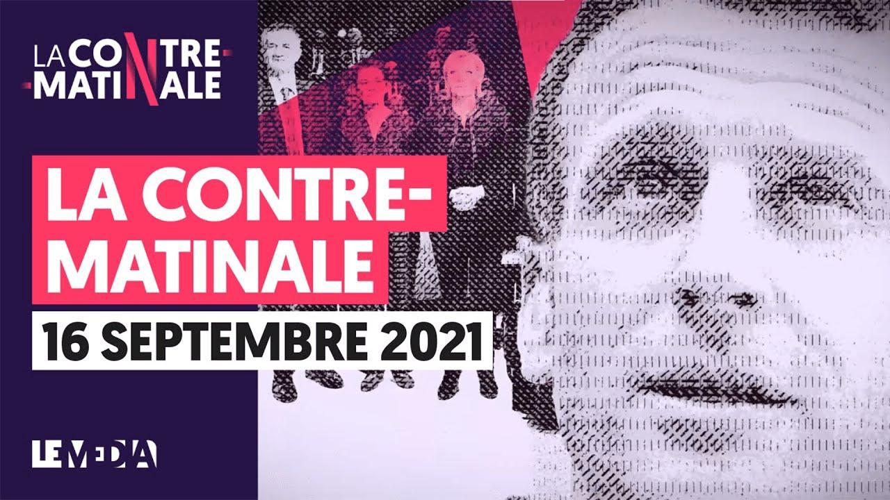 """Download LA CONTRE-MATINALE #1 : SCANDALE BENALLA, FÊTE DE L'HUMA ET """"HAINE ANTI-FLIC"""" ?"""