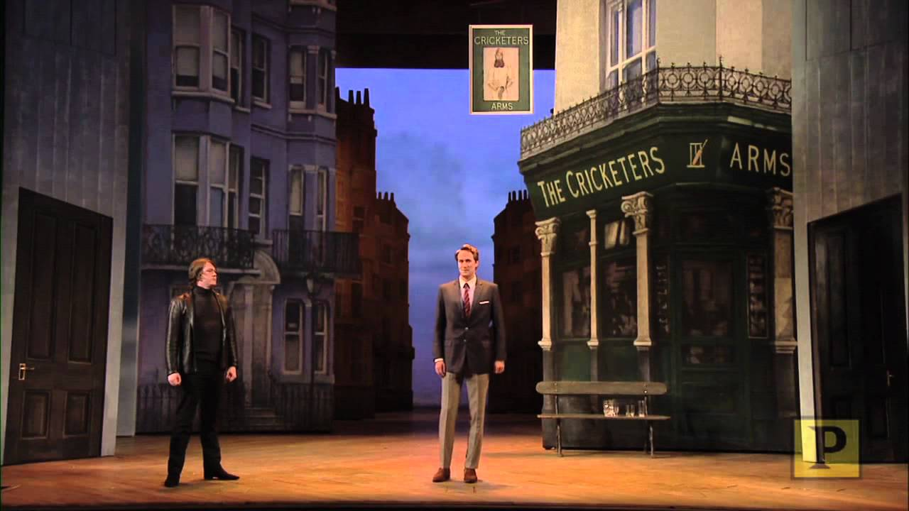 highlights from one man two guvnors on broadway youtube. Black Bedroom Furniture Sets. Home Design Ideas
