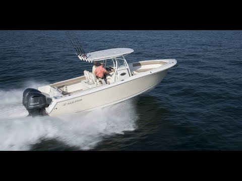 Sailfish 290 Center Console Review