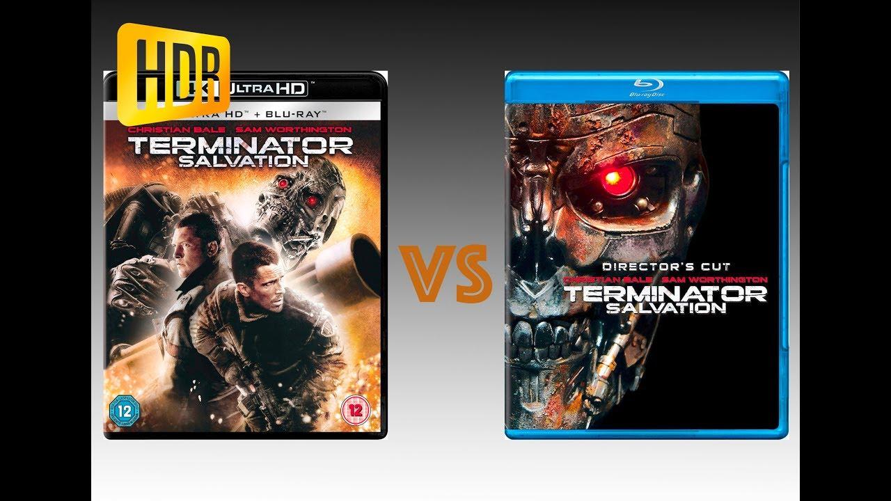 Download ▶ Comparison of Terminator Salvation 4K (2K DI) HDR10 vs Regular Version