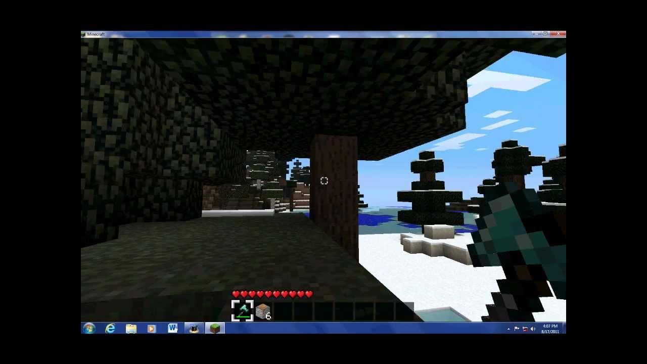 minecraft timber mod 1.2.5