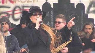 Ceca - Jadna ti je moja moc - (LIVE) - Kosovska Mitrovica - (TV Puls 2018)