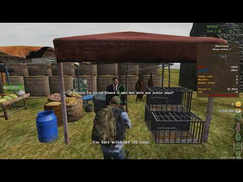 How To Use Virtual Garage and Online Bank In Blackhole Gaming