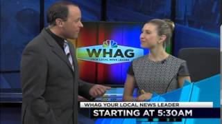 WHAG Morning News @ 5:30 AM - Morning Show Tease - Monday Morning 6/9/14
