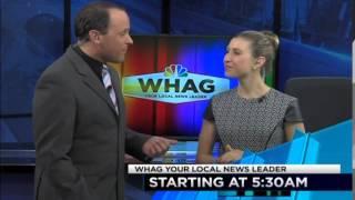 WHAG Morning News @ 5:30 AM - Morning Show Tease - Monday Morning 6/9/14