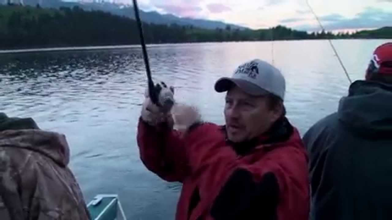 Mack S Lure Wallowa Lake Kokanee Fishing