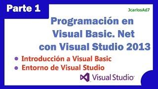 Programación en Visual Basic. Net con Visual Studio 2013