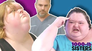 Amy Vs Tammy | Why did only one sister lose weight? | 1000-lb Sisters | TLC