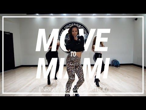 Enrique Iglesias | Move to Miami ft Pitbull | Choreography by Stef Williams
