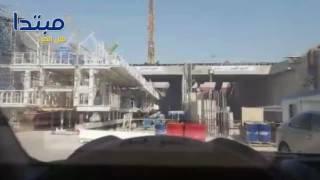 صور وفيديو  نفق الإسماعيلية.. نور جديد أسفل قناة السويس