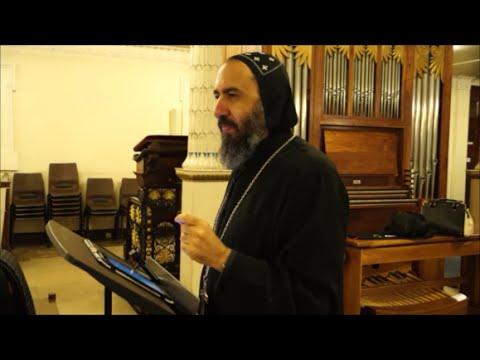 Walk with Him daily - HG Bishop Angaelos  - Grapevine Fellowship Meeting