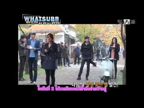 [Whatsubb Thaisub] 121119 Mnet Wide Sunggyu Solo Album MV Behind The Scene