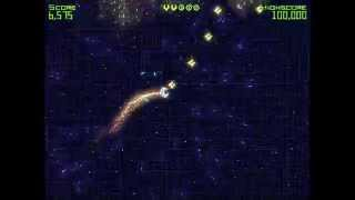 Geometry Wars Retro Evolved (turn down your speakers)