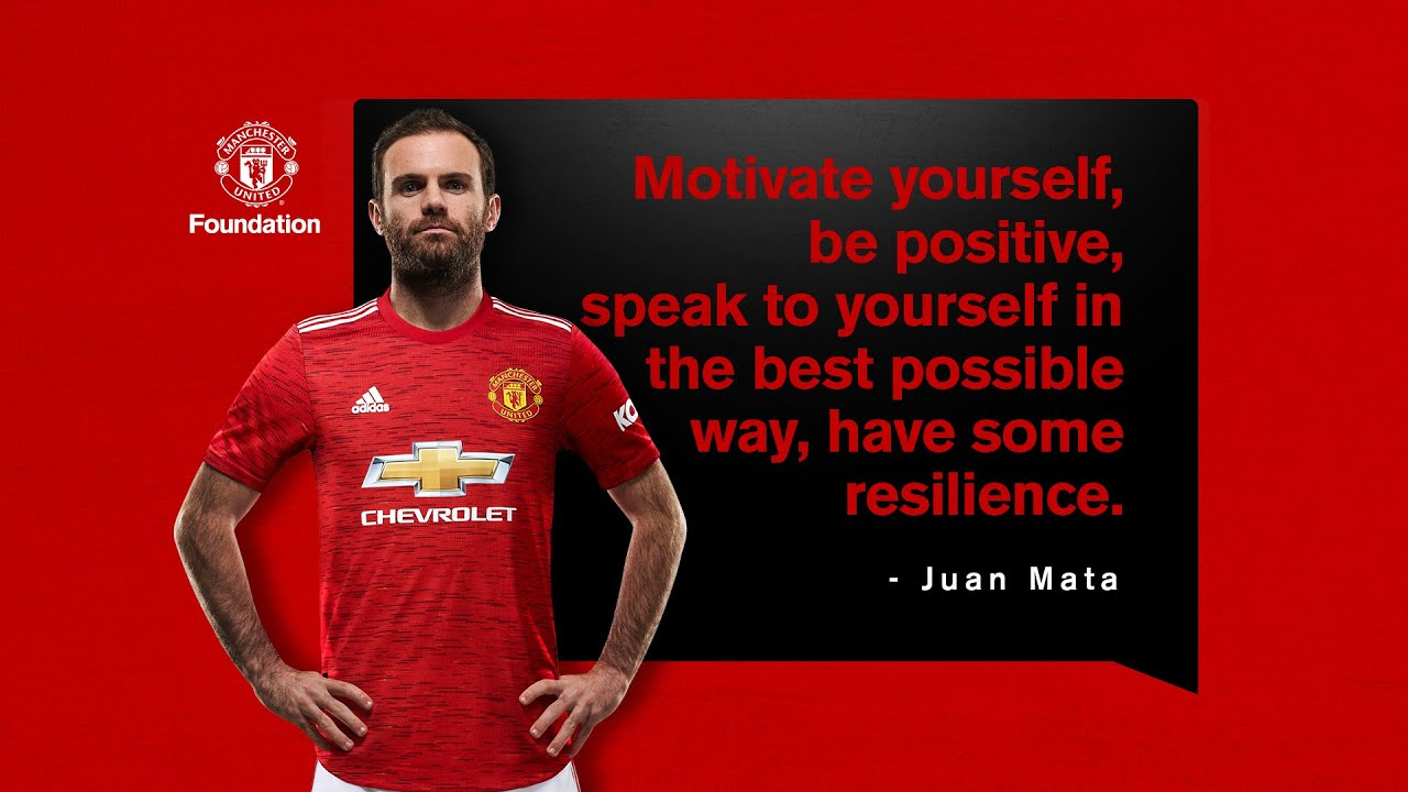 Manchester United players tackle #WorldMentalHealthDay - Juan Mata