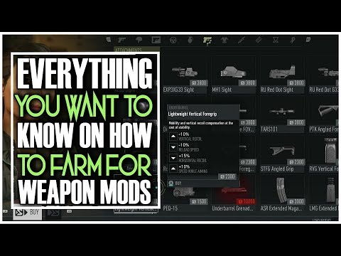 HOW TO GET WEAPON ATTACHMENTS IN GHOST RECON BREAKPOINT - Everything You Need to Know