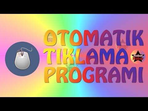 Ücretsiz Ekrana Otomatik Tıklama Programı (Türk Yapımı)