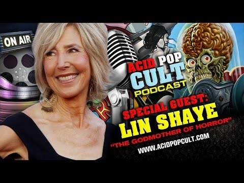 ICON VS ICON PRESENTS: Acid Pop Cult Podcast - Episode 142: Lin Shaye
