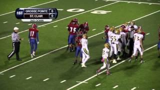 Grosse :Pointe N vs. St. Clair 10/23 1st Half