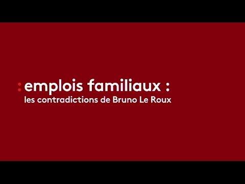 Emplois familiaux : les contradictions de Bruno Le Roux - franceinfo